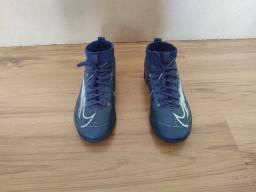 Chuteira Futsal Nike Mercurial Superfly 7 Academy Infantil
