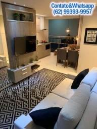 Título do anúncio: Apartamento a Venda em Goiania, Parcela Entrada em até 60X! Ganha ITBI e Registro!