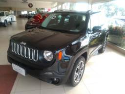 JEEP Renegade LONGITUDE 2.0 TURBO DIESEL 4X4 4P