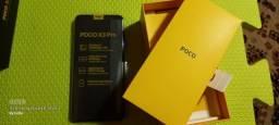Título do anúncio: Xiaomi poco x3 pro na caixa