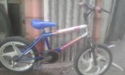 Bicicleta Aro 16 Masc.