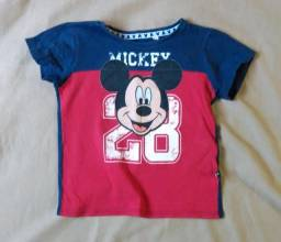 Título do anúncio: Camisas Infantis- 3 anos