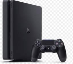 Título do anúncio: PlayStation 4 em 10 x sem juros