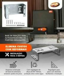 Título do anúncio: Motor de portao; vendemos suporte(Base) para motor de portão garagem