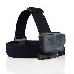 Título do anúncio: Suporte de Cabeça para Câmera de ação GoPro e Similares