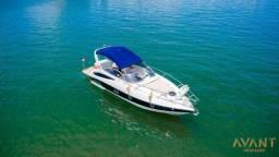 Lancha 31 pés cabinada 2020 6.2 Euroboats