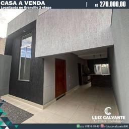Título do anúncio: casa nova com design moderno  no Residencial Granville em Anápolis.
