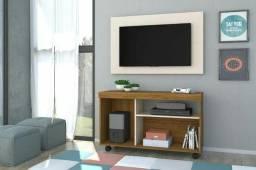 Painel é racks por apenas 299 cada,  suporta TV de até 42 polegadas