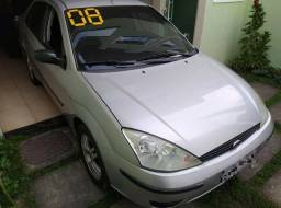 Focus, ano 2008, Automático, Completo, motor excelente, manual e chave reserva