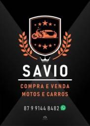 Título do anúncio: Sávio Motos compra e vendas