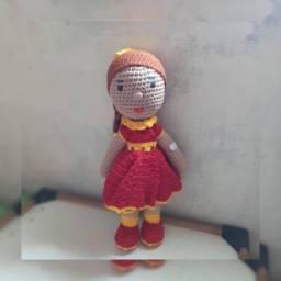 Bonecos amigurumi