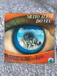 Título do anúncio: Lp Disco de Vinil Gospel Evangélico Tabernáculo de Davi - Muito além do véu - EX