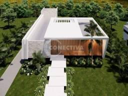 Título do anúncio: Casa de condomínio para venda tem 380 m² com 04 suítes no Res. Aldeia do Vale em Goiânia /