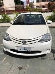Título do anúncio: Etios Sedan XL 1.5