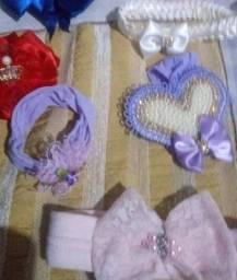 Laços de bebê