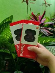 Promoção!! Fone de Ouvido Xiaomi Redmi AirDots 2 Lacrado e Novo na Caixa