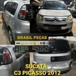 Título do anúncio: Peças Originais C3 Picasso 2012