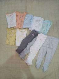 Lote de roupas Zara 3/6 meses