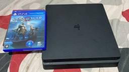 Título do anúncio: PS4 Slim 500 GB