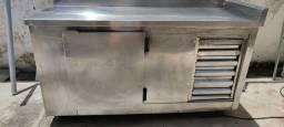 Título do anúncio: balcão frigorifico inox