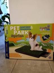 Sanitário Pet Park Luxo - American Pets