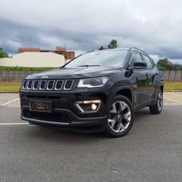 COMPASS 2017/2018 2.0 16V FLEX LIMITED AUTOMÁTICO