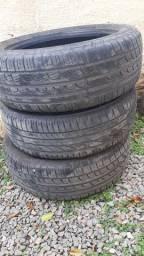 3 pneus Aro 16 185 55