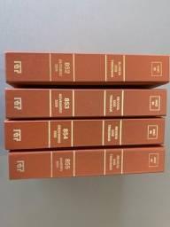 Título do anúncio: Coleção de livros Revista dos Tribunais - 453 livros - Raridade