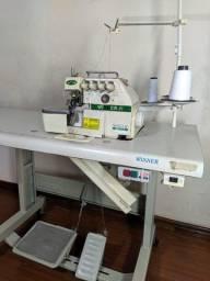 Título do anúncio: Maquina de costura Interlok Winner