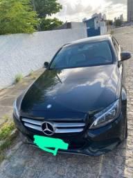 Título do anúncio: Mercedes c180 2016