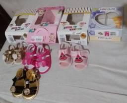 Título do anúncio: Vendo Sapato de bebê