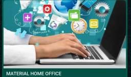 Título do anúncio: Material home office