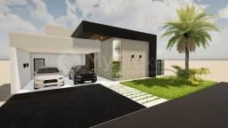 Título do anúncio: Casa em condomínio com 3 quartos no Condomínio Horizontal Portal do Sol Green - Bairro Res