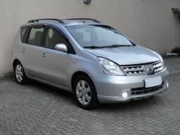 Nissan Livina 2012 1.8 sl 16v flex 4p automático