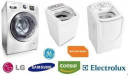Título do anúncio: JP assistência técnica em máquinas de lavar