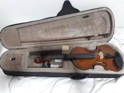 Título do anúncio: Violino 4/4 dominante