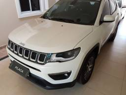 Título do anúncio: Jeep Compass 2019/20 Sport Flex Branco Perola 6500 Km