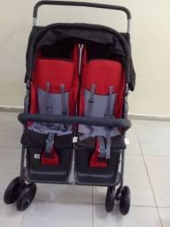 Carrinho de bebê para gêmeos