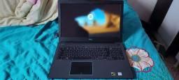Título do anúncio: Notebook gamer Dell G3 i7 8°