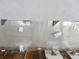 Kit vidros para janela de 200x50cm 8mm