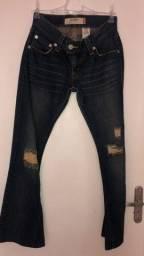 Título do anúncio: Calça jeans Levi?s feminina 36/38