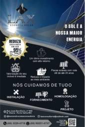 Título do anúncio:  Placas solares LAX