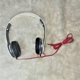 Título do anúncio: Fone De Ouvido Microfone Com Fio Maxmidia Bass-Entrega Grátis