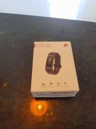 Huawei 3 pro com GPS embutido.