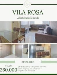 Título do anúncio: Apartamento com 2 quartos - todo mobiliado