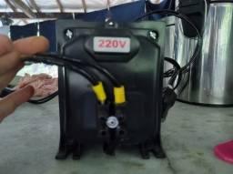 Transformador 220v P 110v 7000va