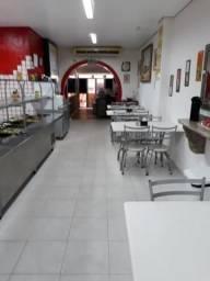Restaurante self-service completo