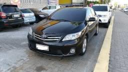 Corolla gli 1.8 aut. único dono, baixa Km. Impecável! - 2012