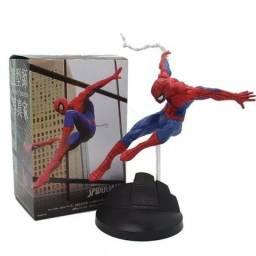 Boneco Spider Man Homem Aranha Action Figure Toy Super Herói