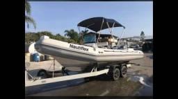 Vendo bote inflável Nautiflex 620 - 2011